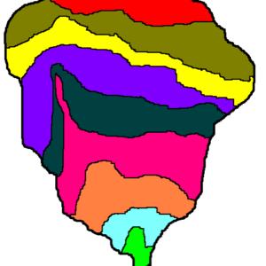تهیه ی نقشه های هیپسومتری با استفاده از سامانه ی اطلاعات جغرافیایی GIS